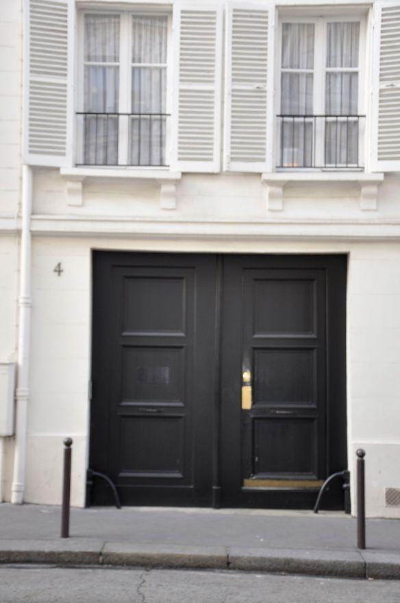 Street View, 4 rue de Chevreuse