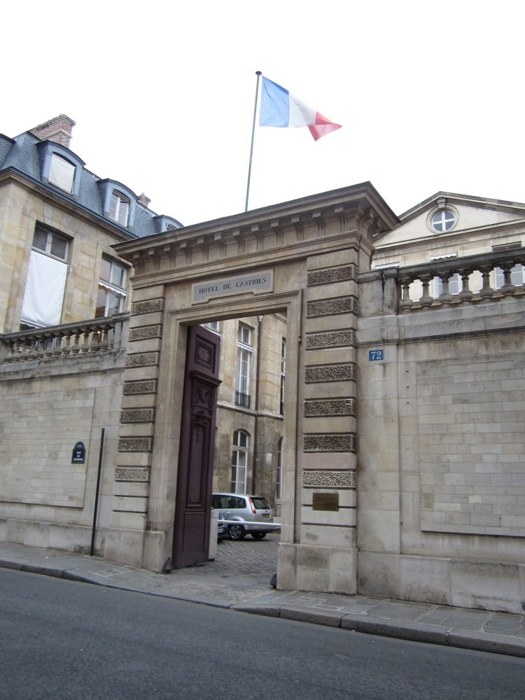 The Last Nude: A Literary Tour of Paris (5/6)