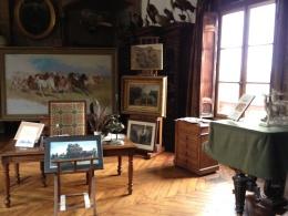 Rosa Bonheur Studio, Thoméry, France (1859-1899)