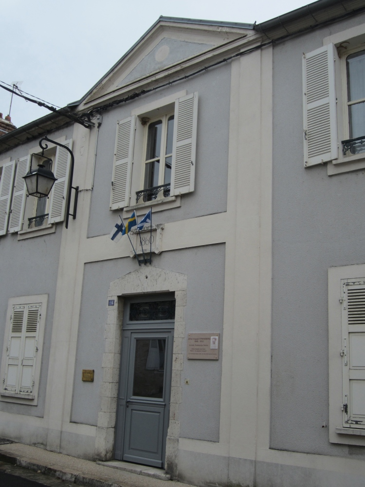 Visit an Art Colony in France: Grez-sur-Loing (5/6)