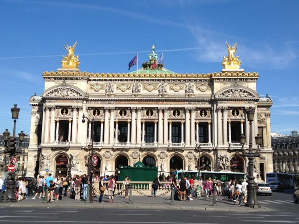 The Paris Opéra