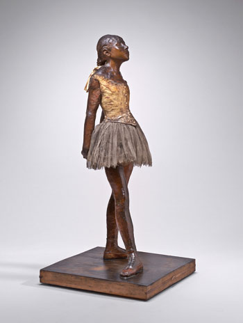 Little Dancer Age 14, NATIONAL GALLERY OF ART, WASHINGTON, D.C., COLLECTION OF MR. AND MRS. PAUL MELLON