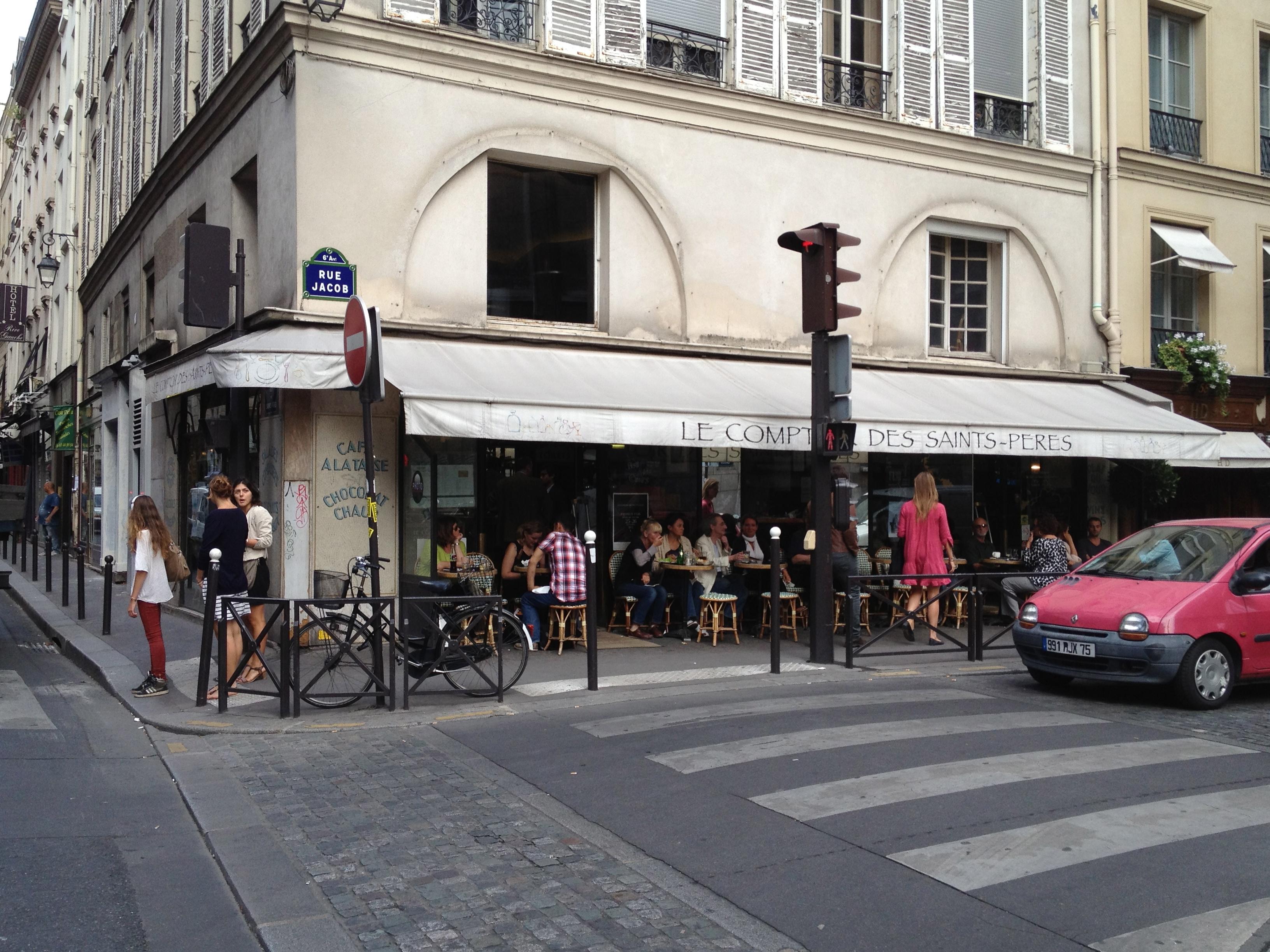 Cafe Lyons La Forrt