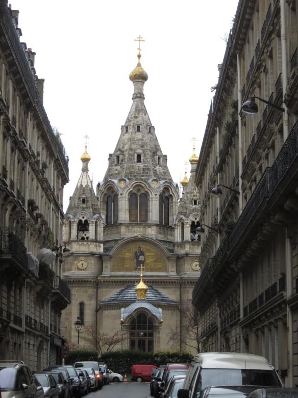 Cathedral of Saint-Alexandre-Nevsky