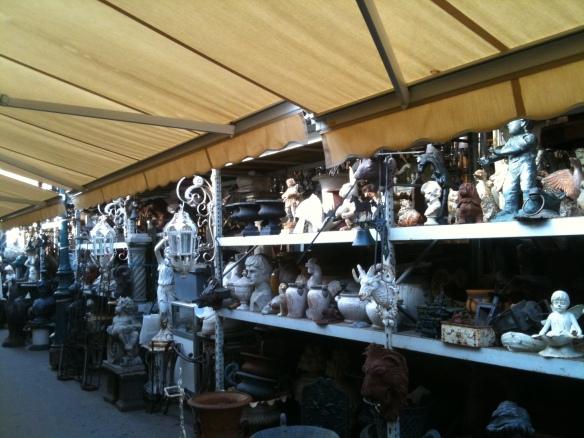 Marché aux Puces de Saint-Ouen (Clingancourt)