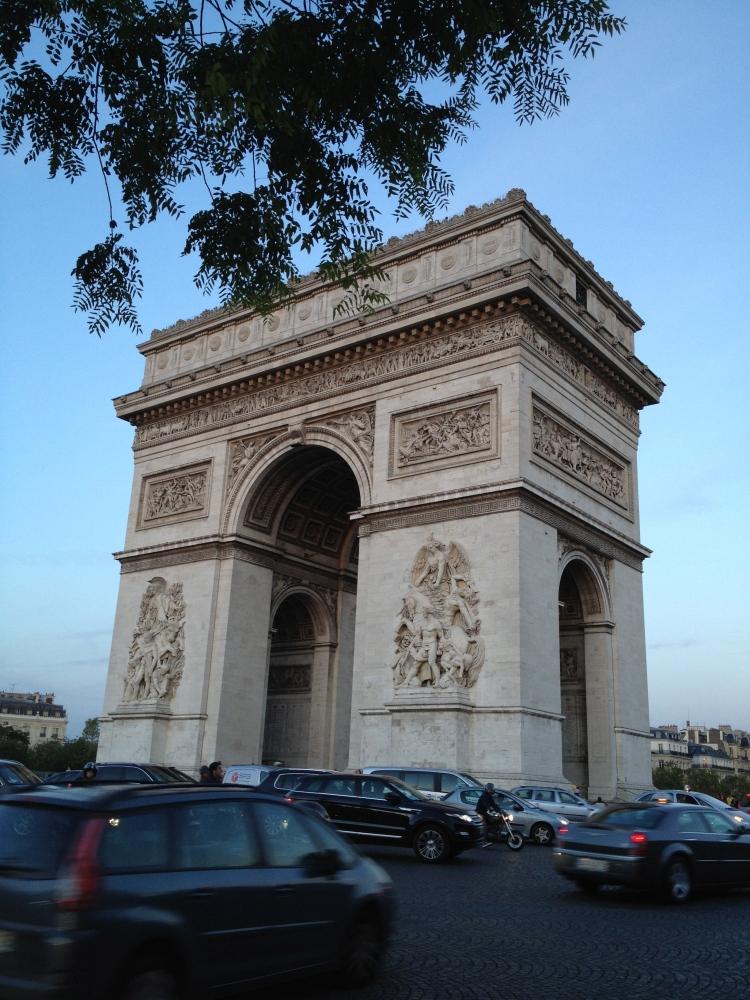 Midnight in Paris Film Sites (2/6)