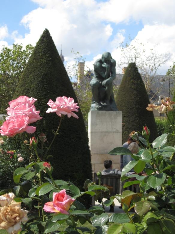 Musée Rodin gardens