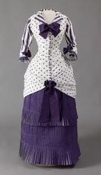The dress of Prospérie Bartholomé, Musée d'Orsay