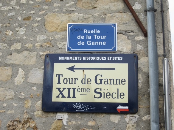 The 17th century Tour de Ganne in Grez