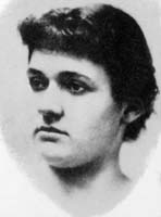 Mary Lawrence Tonetti (1868-1945). Source: sgnhs.org.