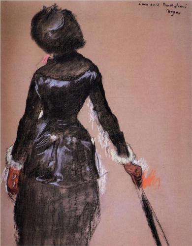 Cassat and Degas: A Love Story? (5/6)
