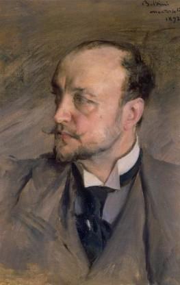Giovani Boldini, Self-Portrait (1892)