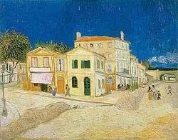 Van Gogh, Maison de Jeune (1888), Van Gogh Museum, Amsterdam