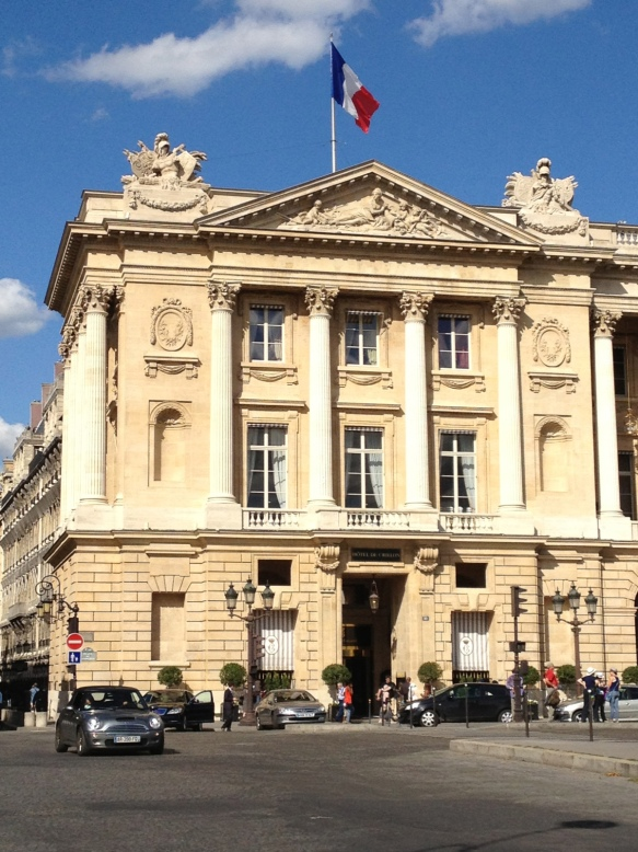Hôtel Crillon, Paris
