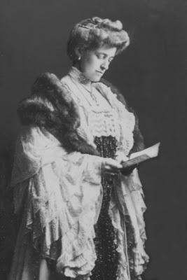 Edith Wharton, 1905