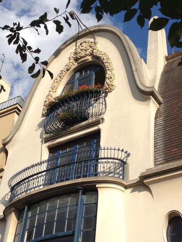 Picasso and Eva's home at 5 rue Schoelcher, Paris