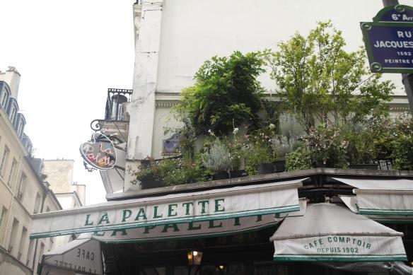La Palette, rue de Seine, Paris