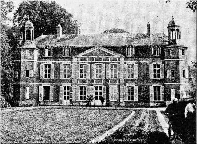 Chateau Beaufresne (source: http://cassatt.eu)
