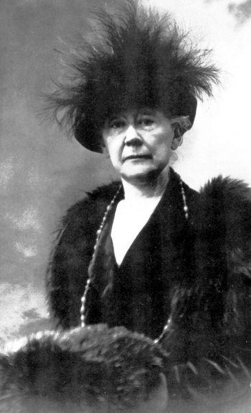 Mary Cassatt in 1907