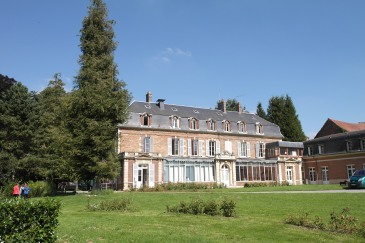 Mary Cassatt's country home outside Paris: Chateau Beaufresne  (2014)
