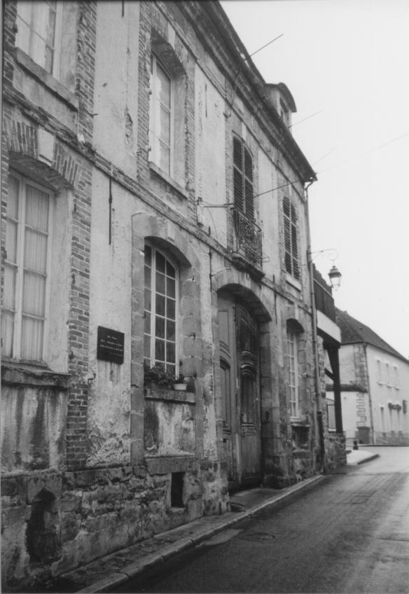 Maison de Claudel, Nogent-sur-Seine, France.