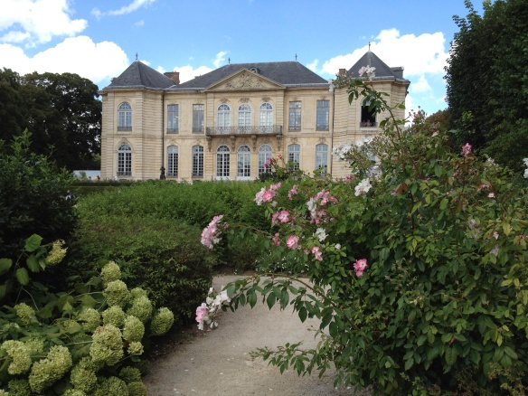 The grounds of the Musée Rodin are like an urban sanctuary in the middle of Paris. There's even an outdoor café where you can grab lunch.