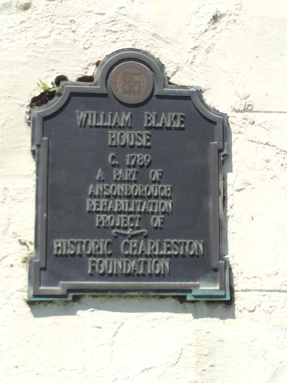 As of April, 2015, this is the only historical marker on the former Grimké home. However, there are plans to place a commemorative marker at the site on May 5, 2015 to recognize the home of the Grimké Sisters.