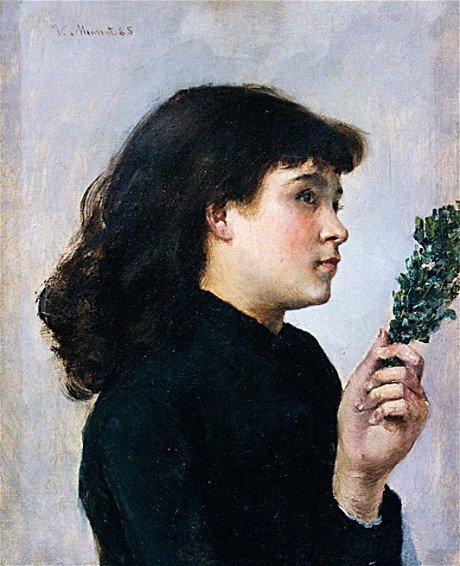 Victorine Meurent, Le Jour Des Rameaux