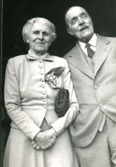 Jane and Wilfrid de Glehn in the mid-1940s