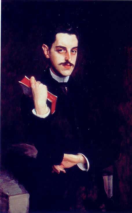 John Singer Sargent, George W. Vanderbilt