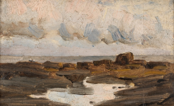 Beaux, Seaside Inlet (1888)